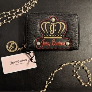 Juicy Couture Royal Crystal Wallet